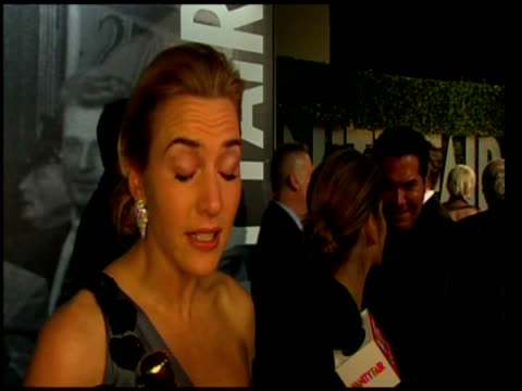 kate winslet on winning best actress oscar at 81st annual academy awards los angeles 22 february 2009 - kate winslet stock-videos und b-roll-filmmaterial
