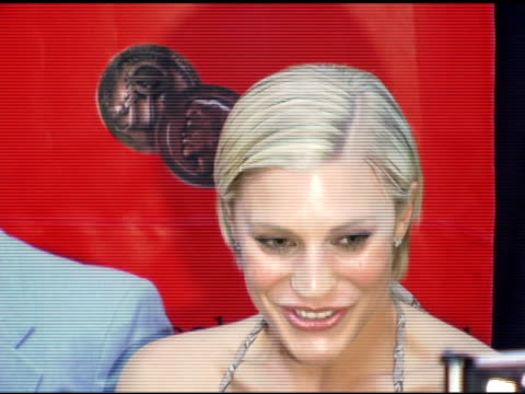 katee sackhoff of 'battlestar gallactica' at the 65th annual peabody awards at the waldorf astoria hotel in new york, new york on june 5, 2006. - waldorf astoria new york stock videos & royalty-free footage