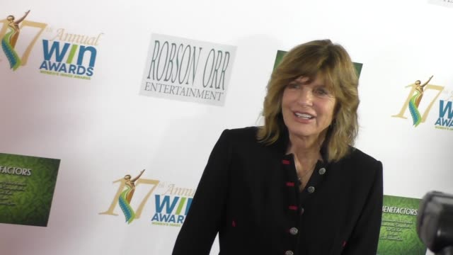Katharine Ross at the 17th Annual Women's Image Awards at Royce Hall in Westwood at Celebrity Sightings in Los Angeles on February 10 2016 in Los...