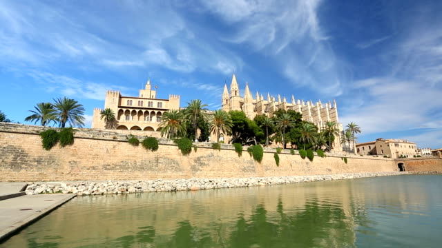 Kathedral von Palma de Mallorca, Zeitraffer
