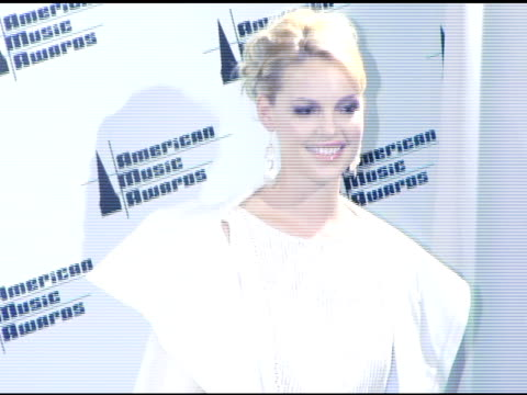 Katherine Heigl at the 2005 American Music Awards press room at the Shrine Auditorium in Los Angeles California on November 22 2005