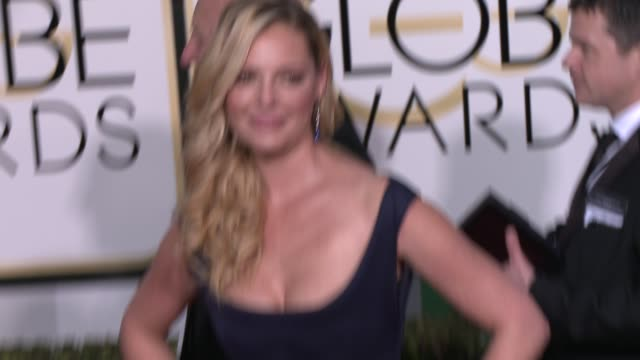 Katherine Heigl at the 72nd Annual Golden Globe Awards Arrivals at The Beverly Hilton Hotel on January 11 2015 in Beverly Hills California