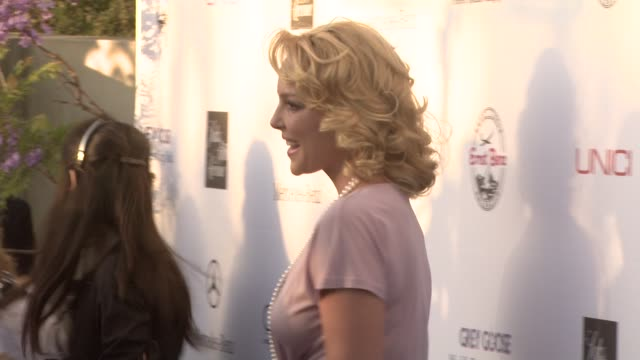 Katherine Heigl at the 7th Annual Chrysalis Butterfly Ball at Los Angeles California