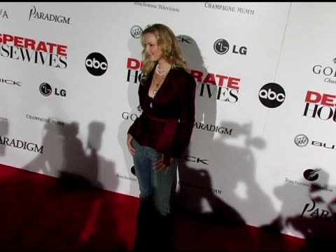 Katherine Heigl at the 'Desperate Housewives' Series Premiere Party Arrivals on October 3 2004