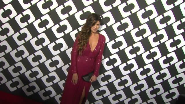 katherine schwarzenegger at diane von furstenberg's journey of a dress exhibition opening celebration in los angeles ca - wrap dress stock videos and b-roll footage