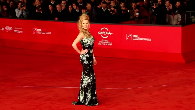 Katheryn Winnick at 'A Glimpse Inside The Mind Of Charles Swan III' Premiere 7th Rome Film Festival at Auditorium Parco Della Musica on November 15...