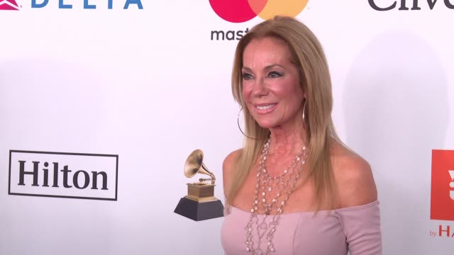 kathie lee gifford at clive davis pre-grammy gala at sheraton times square on january 27, 2018 in new york city. - kathie lee gifford stock videos & royalty-free footage