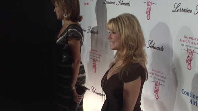 kathie lee gifford at the 2009 angel ball at new york ny. - kathie lee gifford stock videos & royalty-free footage