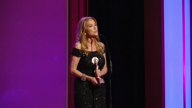 kathie lee gifford at the 41st annual gracie awards in los angeles, ca 5/24/16 - kathie lee gifford stock videos & royalty-free footage