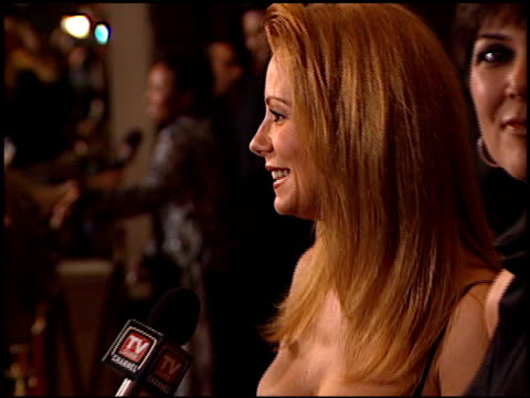 kathie lee gifford at the clive davis' grammy awards party at the beverly hilton in beverly hills, california on february 20, 2001. - kathie lee gifford stock videos & royalty-free footage