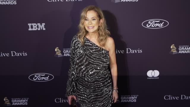 kathie lee gifford at the recording academy and clive davis' 2020 pre-grammy gala at the beverly hilton hotel on january 25, 2020 in beverly hills,... - kathie lee gifford stock videos & royalty-free footage