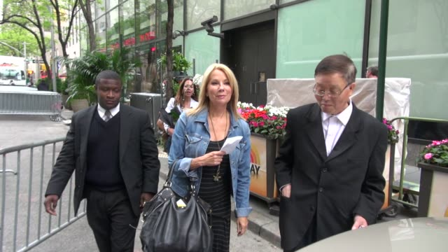 kathie lee gifford at the 'today' show studio kathie lee gifford at the 'today' show studio on may 08, 2012 in new york, new york - kathie lee gifford stock videos & royalty-free footage