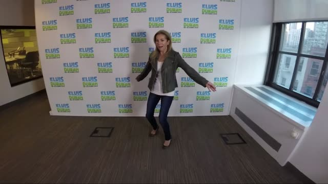 """kathie lee gifford visits """"the elvis duran z100 morning show"""" at z100 studio on march 14, 2018 in new york city. - kathie lee gifford stock videos & royalty-free footage"""