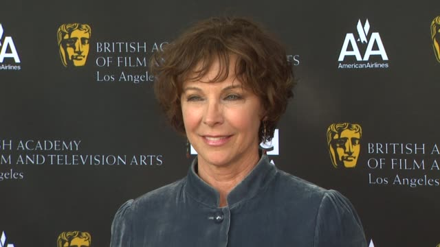 stockvideo's en b-roll-footage met kathleen quinlan at the 9th annual bafta los angeles tv tea party at beverly hills ca. - kathleen quinlan