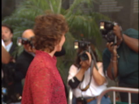 stockvideo's en b-roll-footage met kathleen quinlan at the a walk in the clouds premiere at los angeles county museum of art. - kathleen quinlan