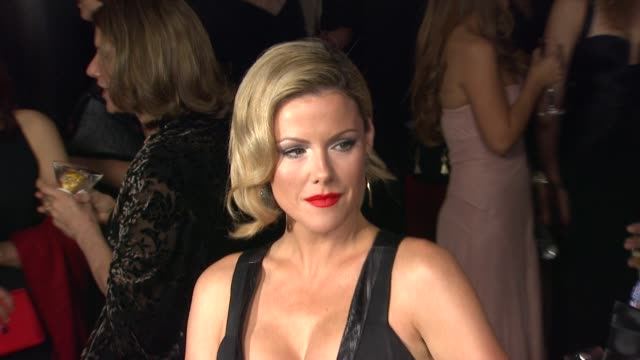 Kathleen Robertson at 64th Annual DGA Awards Arrivals on 1/28/12 in Los Angeles CA
