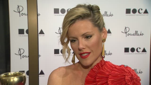 Kathleen Robertson on the event at Pomellato Celebrates The Opening Of Its Rodeo Drive Boutique Hosted By Tilda Swinton And Benefiting MOCA on...