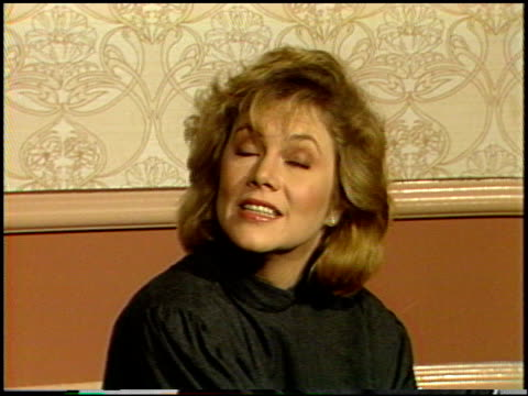 kathleen turner at the 1987 academy awards luncheon at dorothy chandler pavilion in los angeles california on march 30 1987 - dorothy chandler pavilion stock videos and b-roll footage
