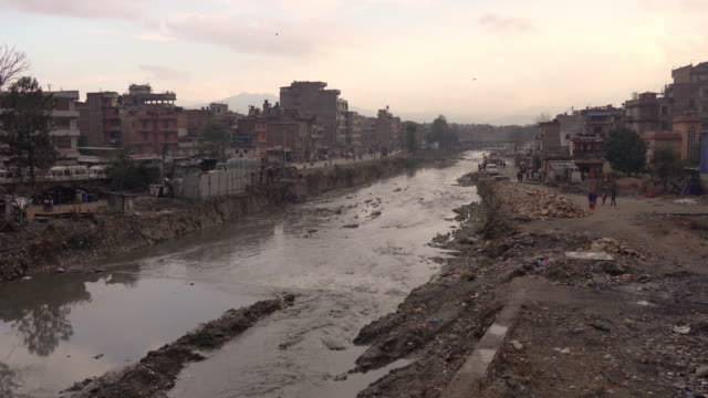 kathmandu city in nepal - temple building stock videos & royalty-free footage
