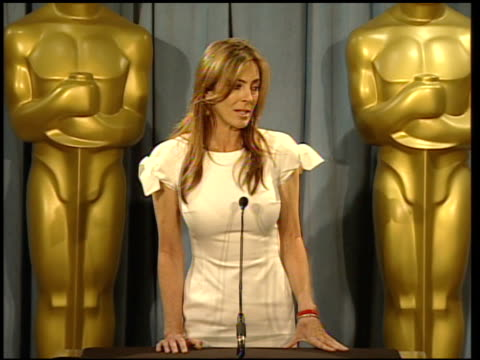 Kathryn Bigelow reactions to nominations and the movie at the 82nd Academy Awards Nominees Luncheon at Beverly Hills CA