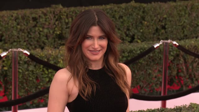 Kathryn Hahn at 23rd Annual Screen Actors Guild Awards Arrivals at The Shrine Expo Hall on January 29 2017 in Los Angeles California
