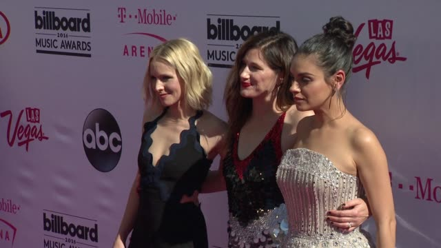 kathryn hahn mila kunis kristen bell at 2016 billboard music awards arrivals at tmobile arena on may 22 2016 in las vegas nevada - kristen bell stock videos and b-roll footage