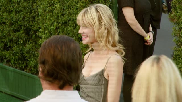 kathryn morris at the 2007 ema awards at the wilshire ebell theatre and club in los angeles california on october 24 2007 - wilshire ebell theatre stock videos & royalty-free footage