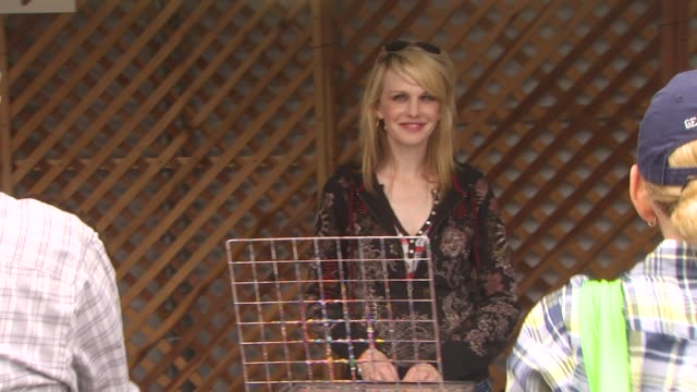 kathryn morris at the 21st annual 'a time for heroes' celebrity picnic benefit at los angeles ca - kathryn morris stock videos & royalty-free footage
