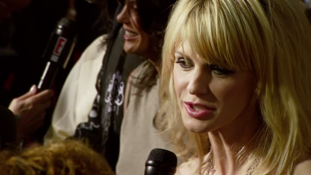 kathryn morris at the 'resurrecting the champ' premiere at samuel goldwyn theater in beverly hills california on august 22 2007 - kathryn morris stock videos & royalty-free footage