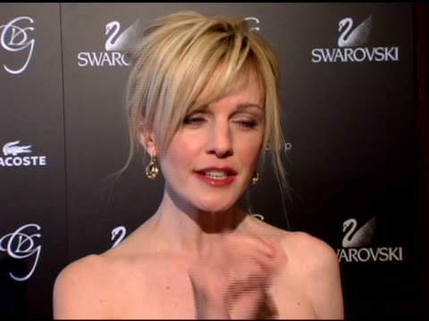 kathryn morris on coming out to support her friend patia prouti who is also nominated for an award at the costume designer's awards at the beverly... - kathryn morris stock videos & royalty-free footage