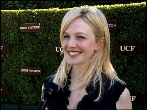 kathryn morris on lilly tartikoff the 'first lady' of cancer research on supporting this worthy cause on ucf partnering with companies like louis... - kathryn morris stock videos & royalty-free footage