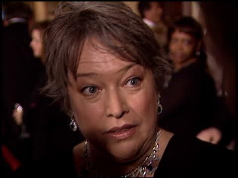 kathy bates at the dga director's guild of america awards at the century plaza hotel in century city, california on march 2, 2003. - director's guild of america stock videos & royalty-free footage
