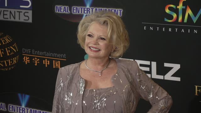 kathy garver at the 24th family film awards at hilton los angeles/universal city on march 24, 2021 in universal city, california. - universal city stock videos & royalty-free footage