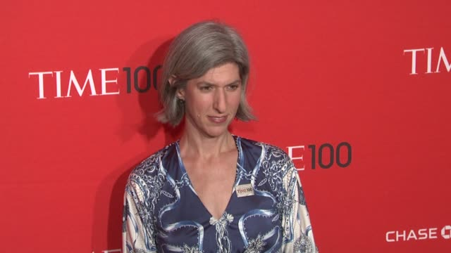 vídeos de stock, filmes e b-roll de kathy giusti at the time 100 gala time's 100 most influential people in the world at new york ny - evento anual