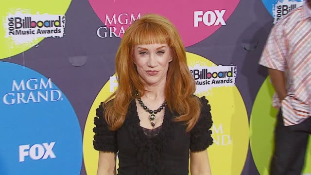 vidéos et rushes de kathy griffin at the 2006 billboard music awards at the mgm grand hotel in las vegas nevada on december 4 2006 - billboard music awards