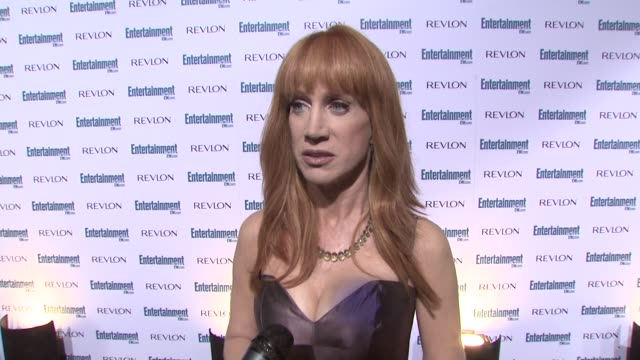kathy griffin at the entertainment weekly 6th annual preemmy party at los angeles ca - pre emmy party stock videos & royalty-free footage