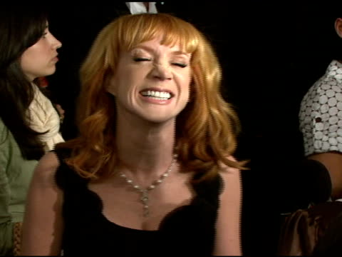 Kathy Griffin at the Maxim's 8th Annual Hot 100 Party at Ono at The Gansevoort Hotel in New York New York on May 16 2007
