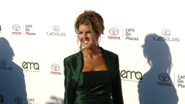 kathy kellogg johnson at the 27th annual environmental media association awards at barker hangar on september 23 2017 in santa monica california - barker hangar stock videos & royalty-free footage