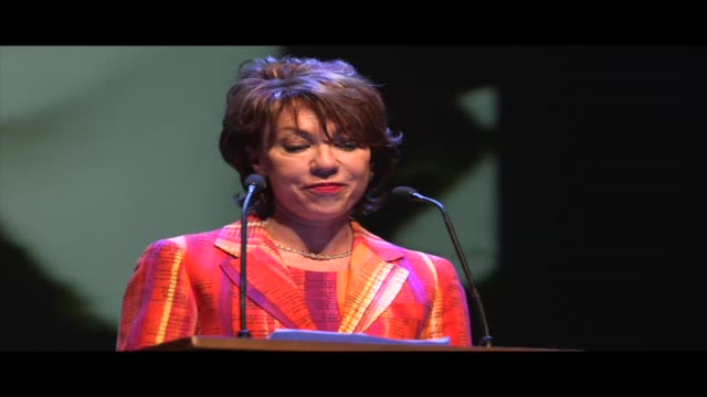 kathy lette reads from dorothy parker's selected poems, live at world book night... kathy lette has written a number of bestselling books, including... - other stock videos & royalty-free footage