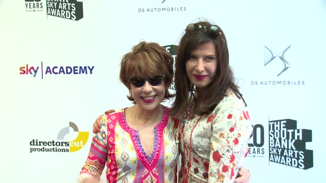 kathy lette ronni ancona at the savoy hotel on june 05 2016 in london england - kathy lette stock videos & royalty-free footage
