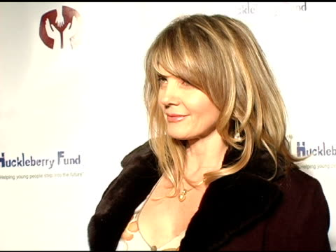 Kathy Smith at the Children's Hospital Los Angeles' Huckleberry Fund Benefit and Exhibit at Bergamot Station in Santa Monica California on December 5...