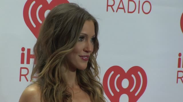 Katie Cassidy at iHeartRadio Music Festival Village Day 2 Katie Cassidy at iHeartRadio Music Festival Vill on September 21 2013 in Las Vegas Nevada