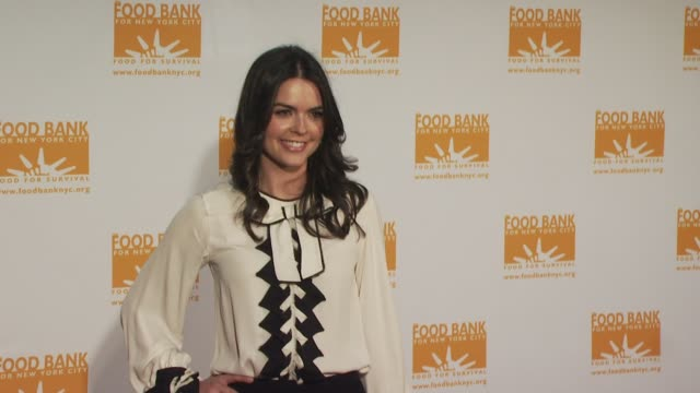 Katie Lee at the Food Bank for New York City's 8th Annual CanDo Awards Dinner at New York NY