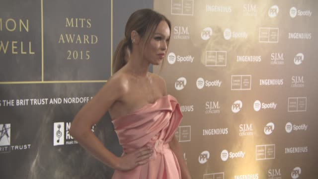 65645a4744a72 Katie Piper at Music Industry Trust Awards at Grosvenor House on October 2  2015 in London