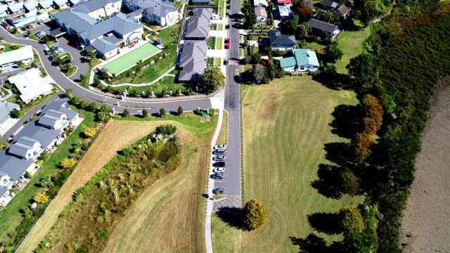 katikati aerial view - inlet stock videos & royalty-free footage
