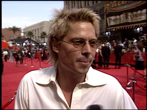 kato kaelin at the 2003 espy awards at the kodak theatre in hollywood, california on july 16, 2003. - espy awards stock videos & royalty-free footage