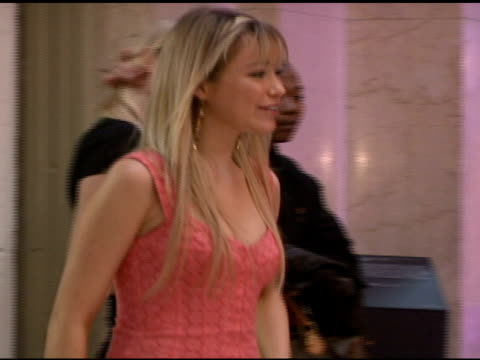 katrina bowden at the a diamond is forever luncheon for antony todd at grand central station in new york new york on may 6 2008 - katrina bowden stock videos and b-roll footage