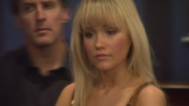 katrina bowden at the a groovy thing happened on the way to cure parkinson's event at the sheraton hotel and towers in new york new york on december... - katrina bowden stock videos and b-roll footage