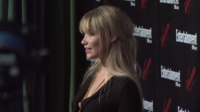 katrina bowden at the entertainment weekly/vavoom upfront party at the bowery hotel in new york new york on may 13 2008 - katrina bowden stock videos and b-roll footage