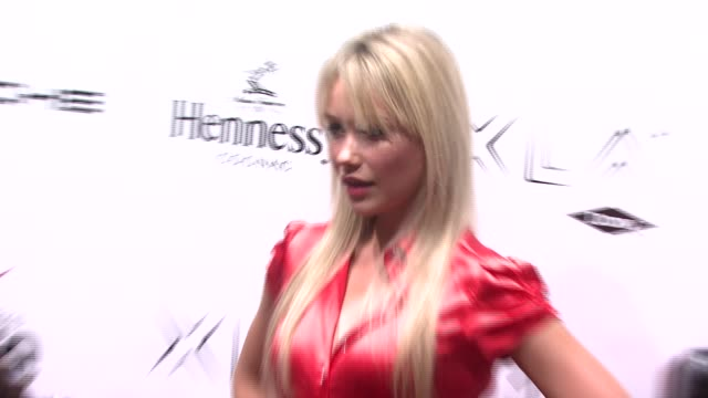 katrina bowden at the stand up for a cure a concert to benefit memorial sloankettering cancer center at the hammerstein ballroom in new york new york... - katrina bowden stock videos and b-roll footage